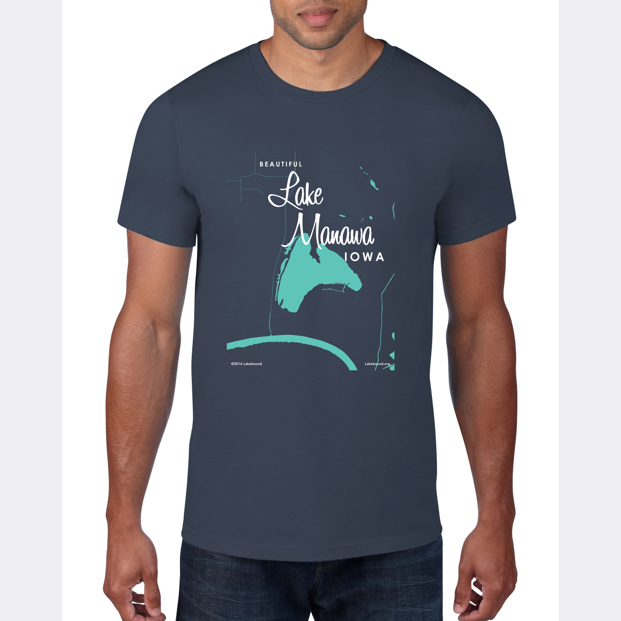 Lake Manawa Iowa, T-Shirt