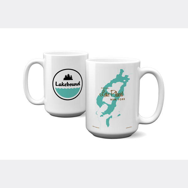Lake Placid New York, 15oz Mug