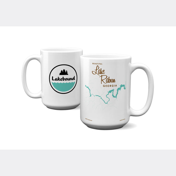 Lake Rabun Georgia, 15oz Mug