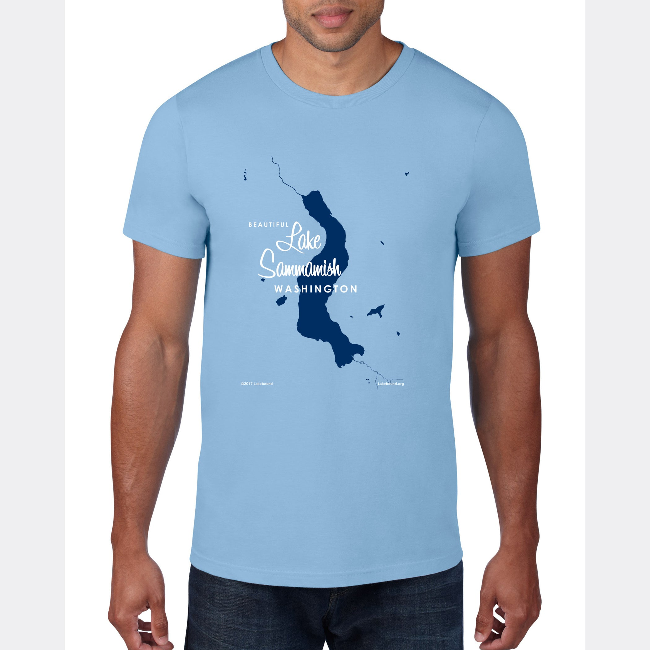 Lake Sammamish Washington, T-Shirt