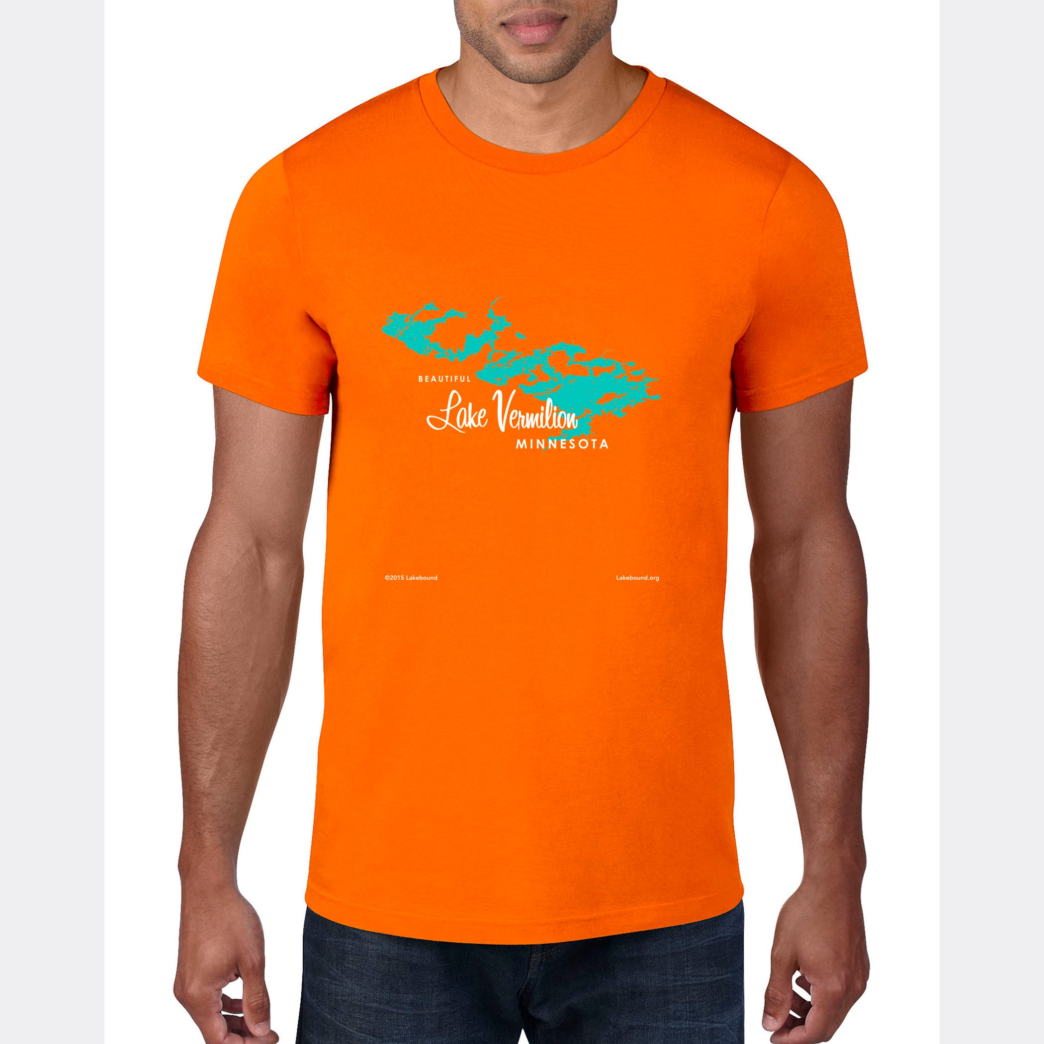 Lake Vermilion Minnesota, T-Shirt
