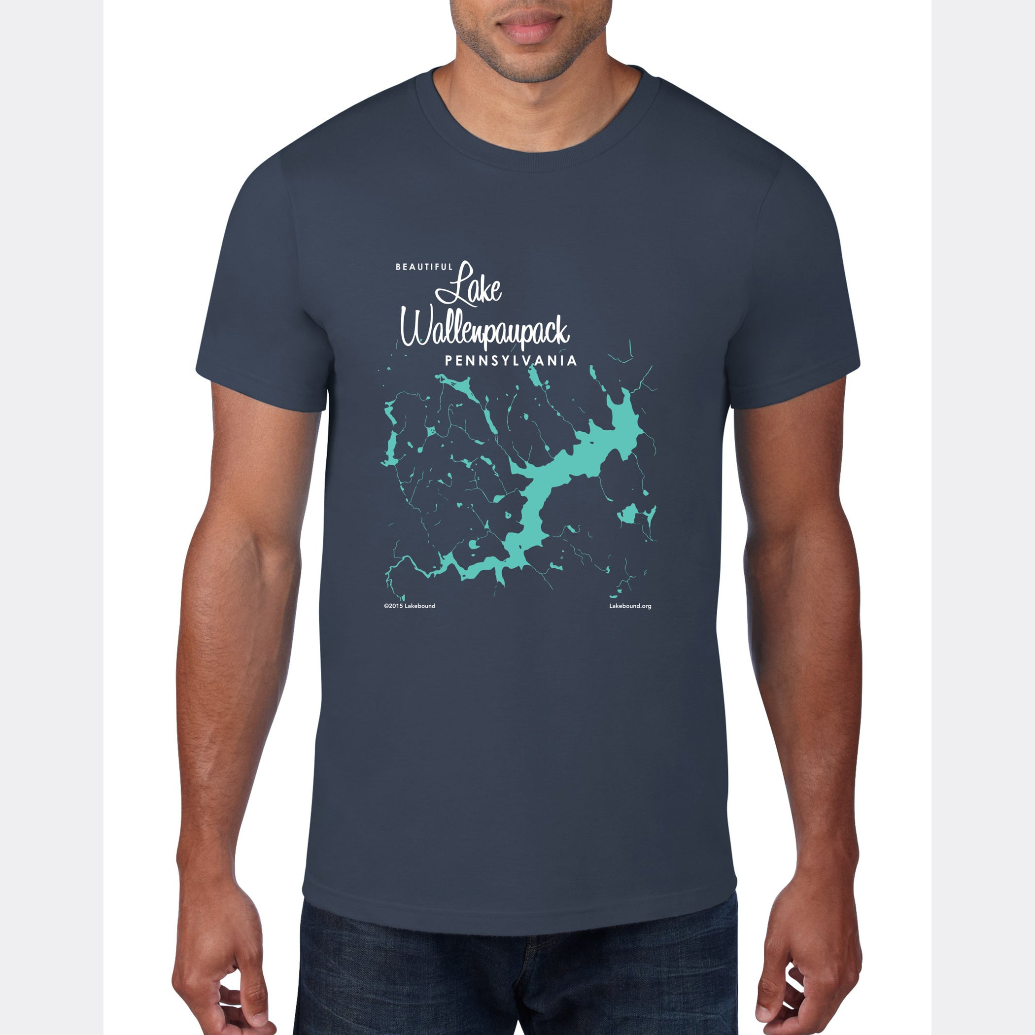 Lake Wallenpaupack Pennsylvania, T-Shirt