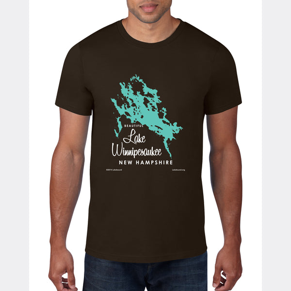 Lake Winnipesaukee New Hampshire, T-Shirt