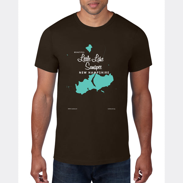 Little Lake Sunapee New Hampshire, T-Shirt