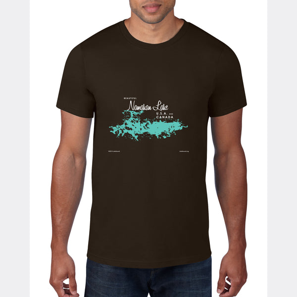 Namakan Lake Minnesota, T-Shirt