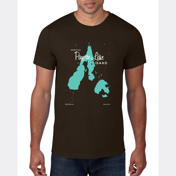Payette Lake Idaho, T-Shirt