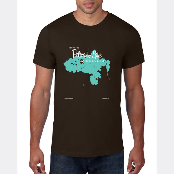 Pelican Lake St. Louis County Minnesota, T-Shirt