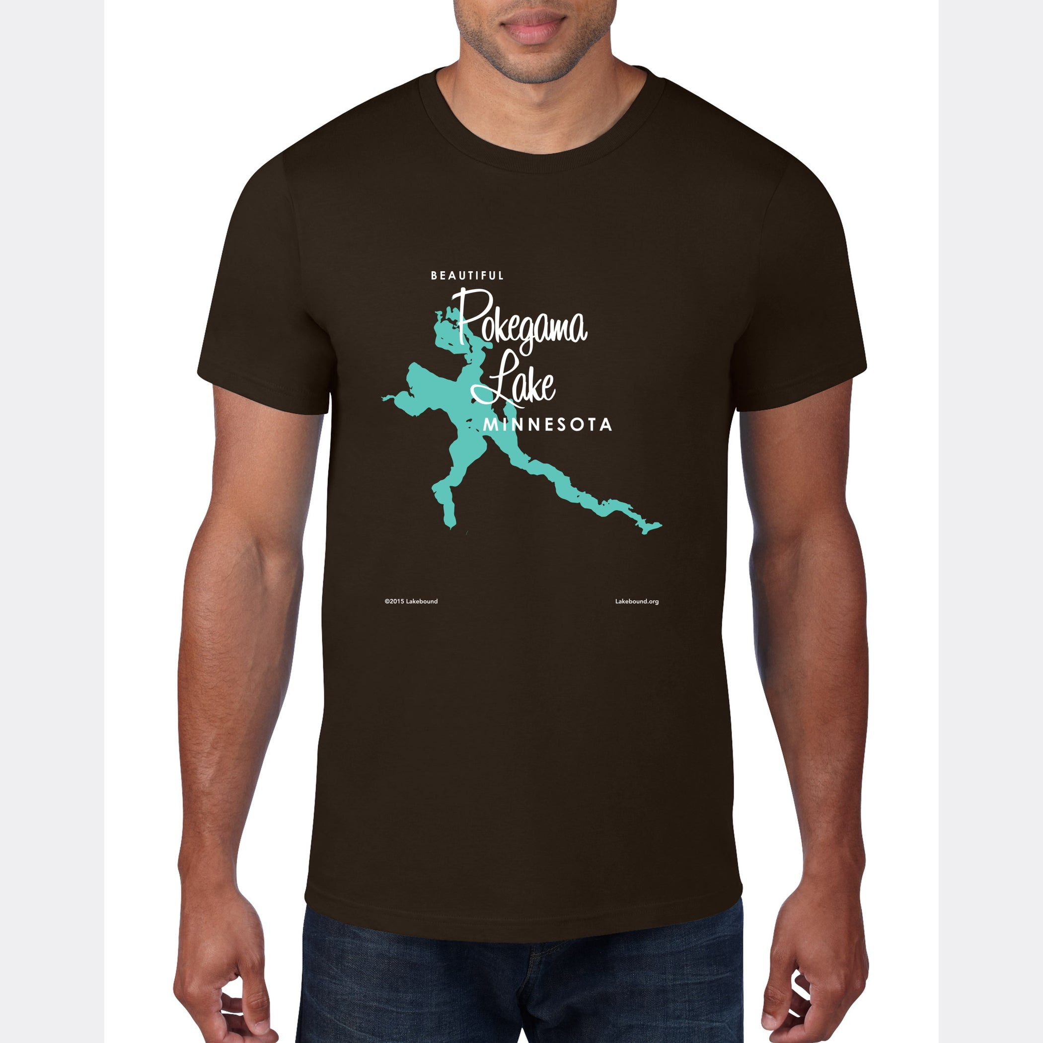 Pokegama Lake Minnesota, T-Shirt