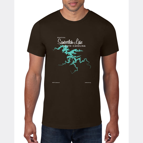 Santeetlah Lake North Carolina, T-Shirt