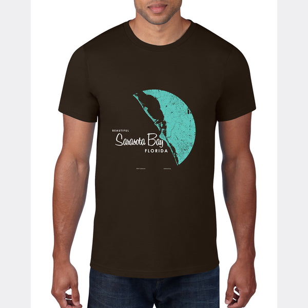 Sarasota Bay Florida, T-Shirt