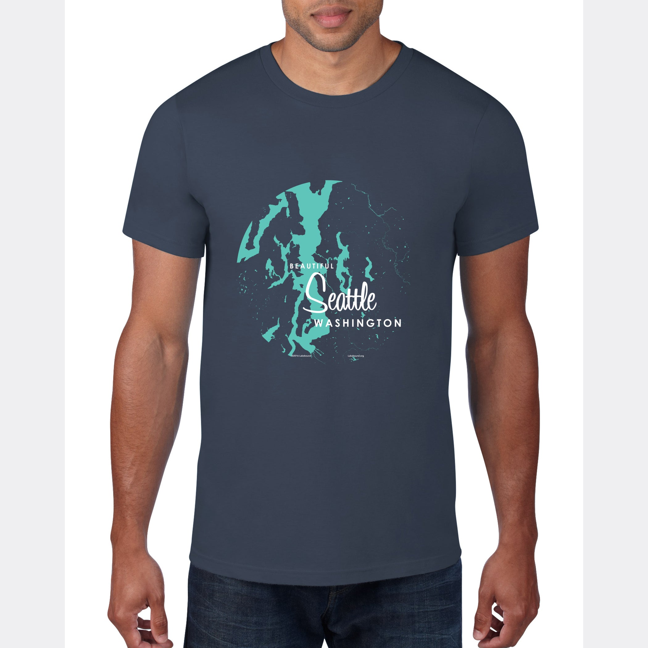 Seattle Washington, T-Shirt