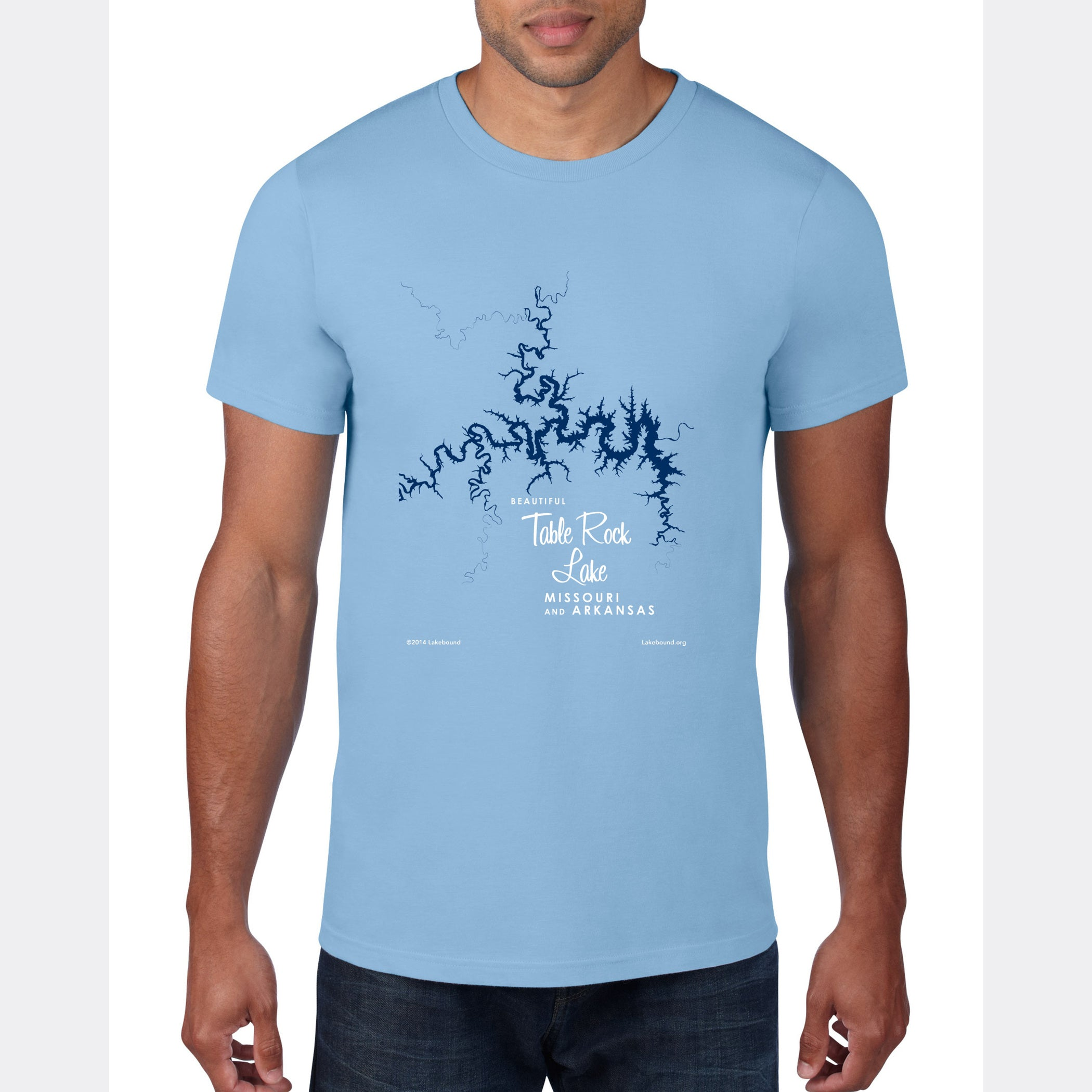 Table Rock Lake Missouri, T-Shirt