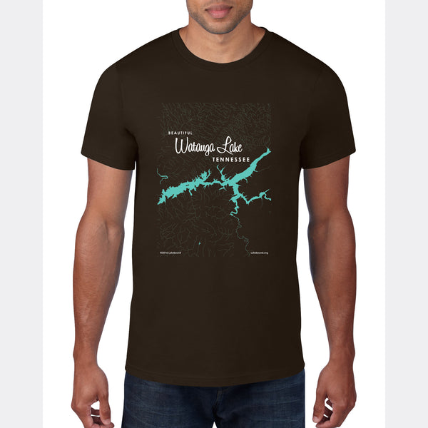 Watauga Lake Tennessee, T-Shirt