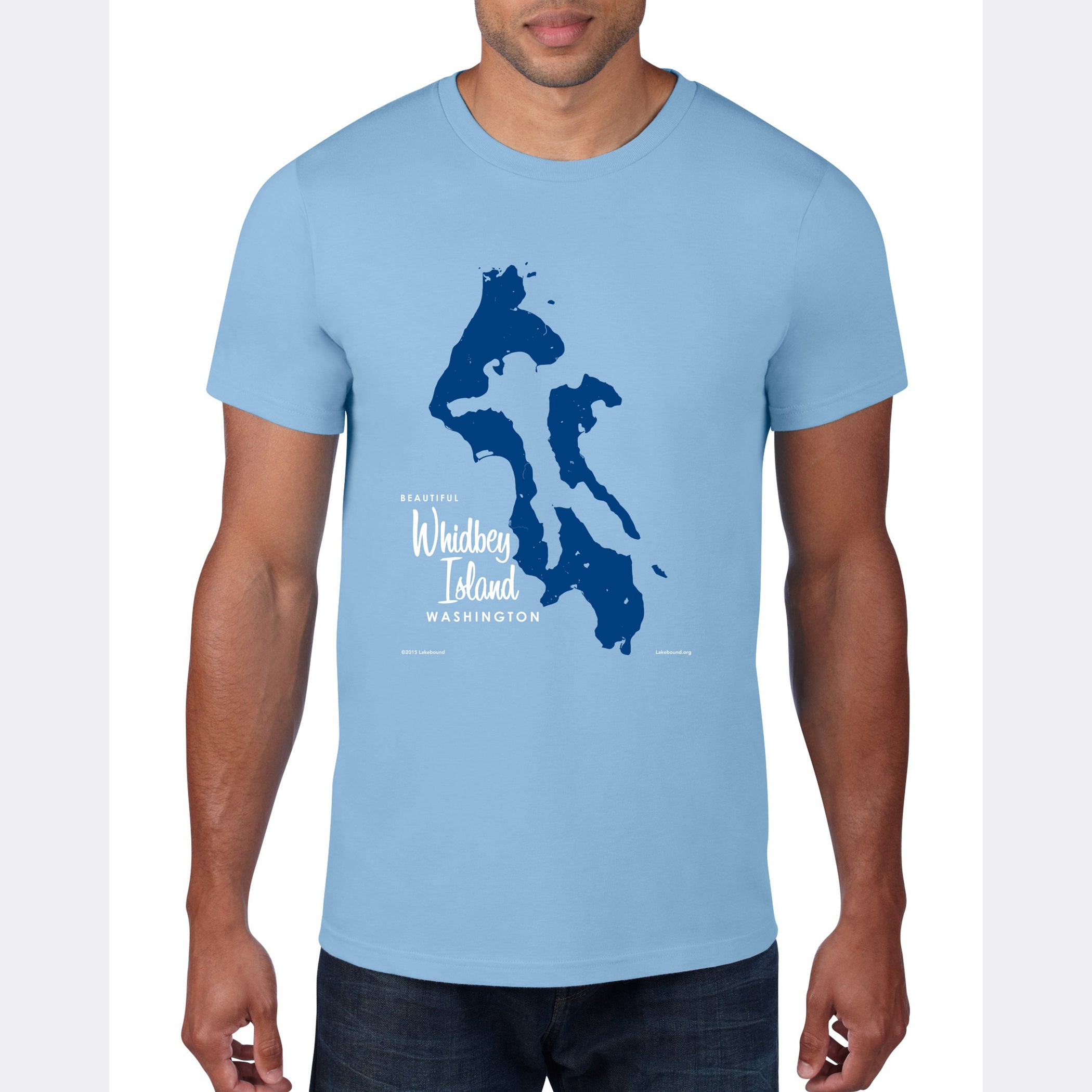 Whidbey Island Washington, T-Shirt