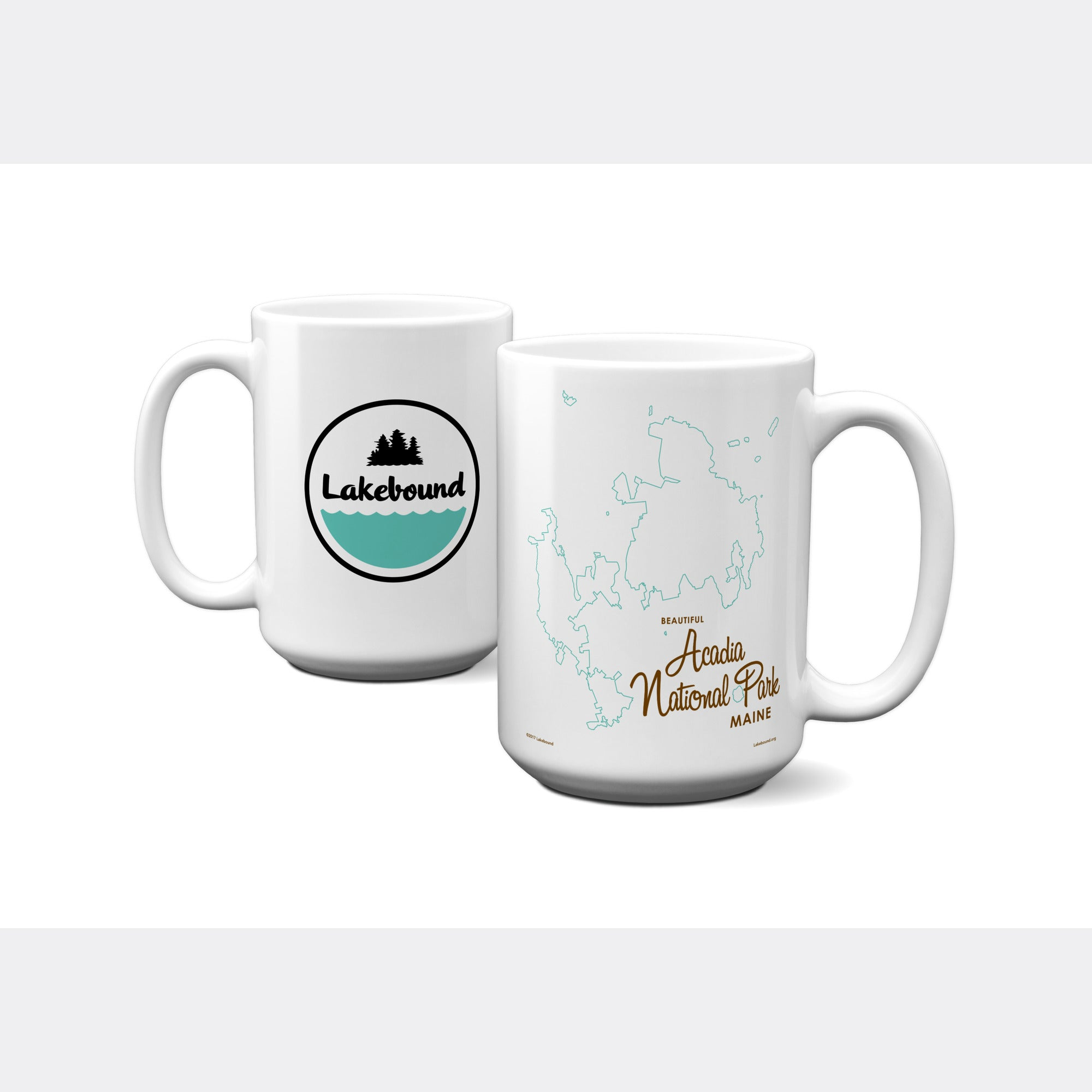 Acadia National Park , 15oz Mug
