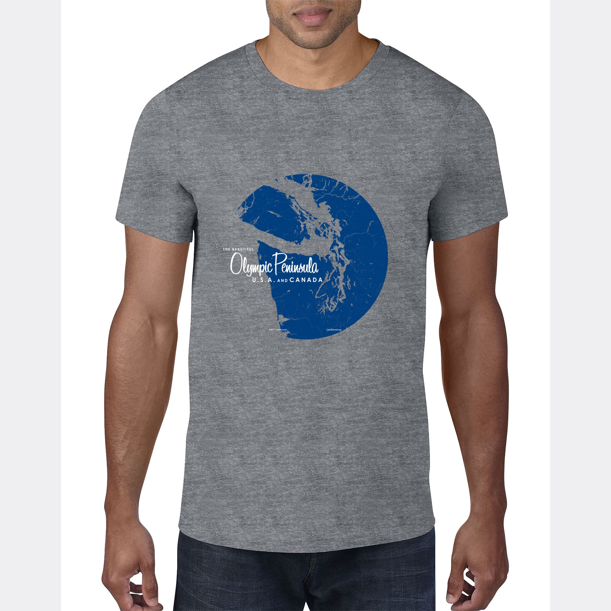 Olympic Peninsula , T-Shirt