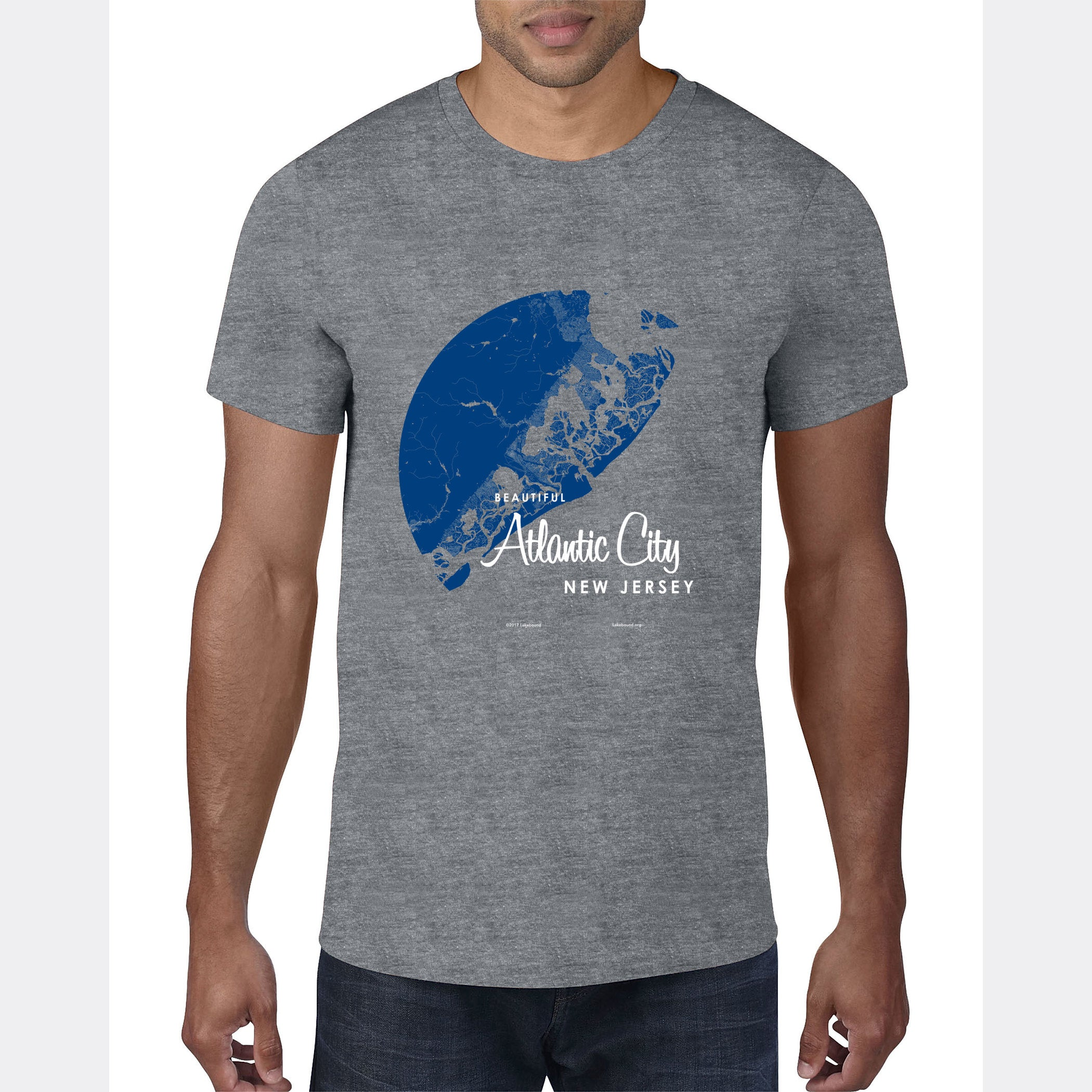 Atlantic City New Jersey, T-Shirt