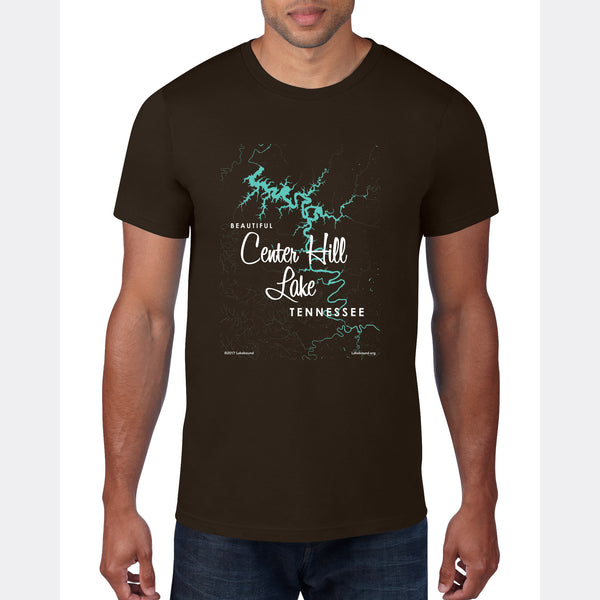 Center Hill Lake Tennessee, T-Shirt
