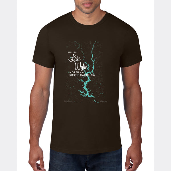 Lake Wylie North and South Carolina, T-Shirt