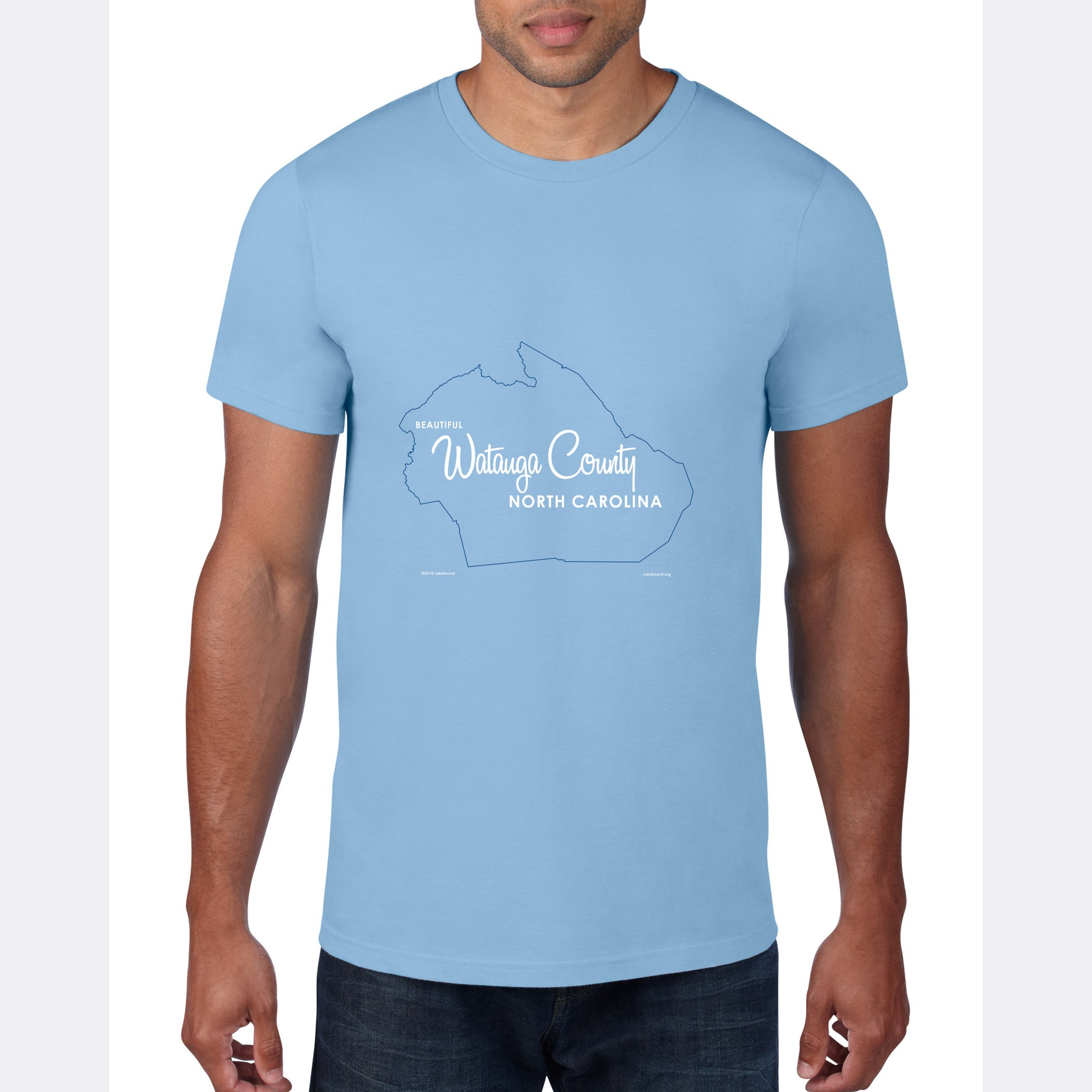 Watauga County North Carolina, T-Shirt