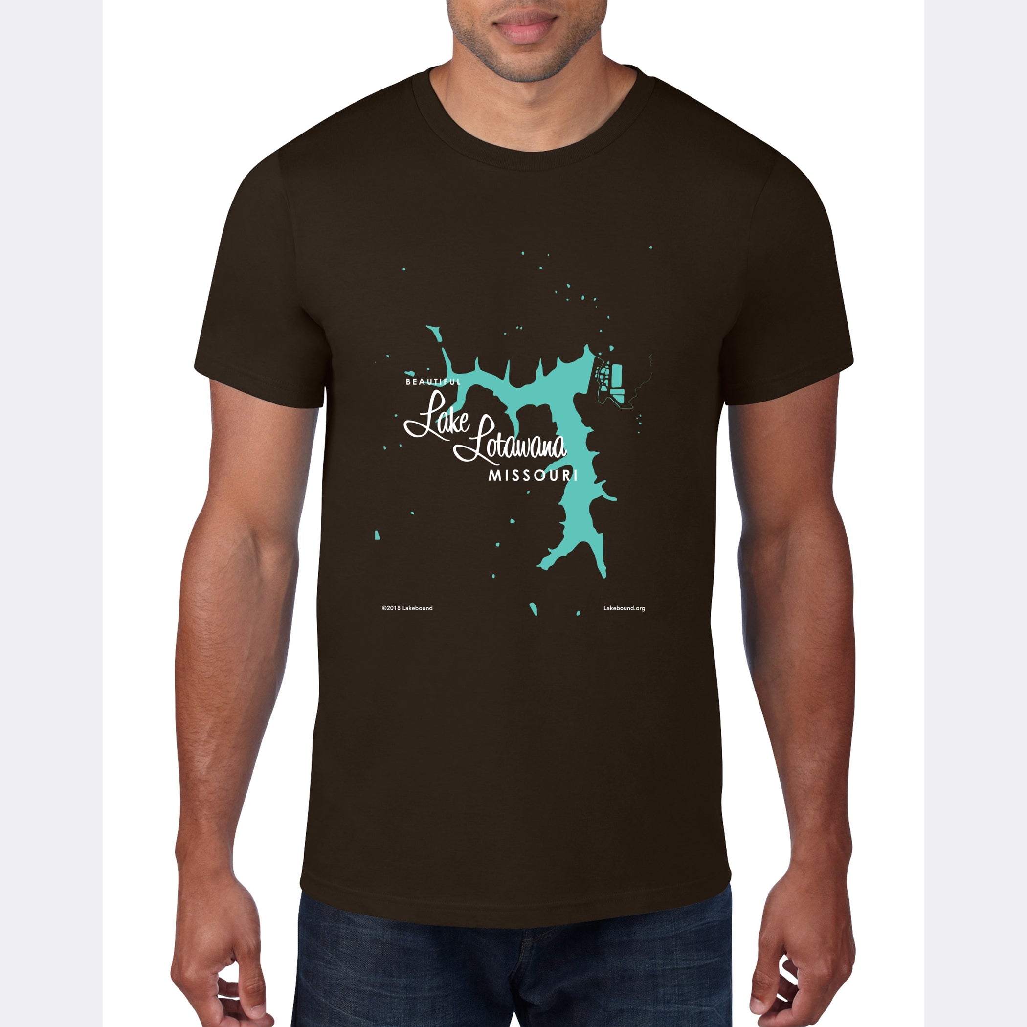 Lake Lotawana Missouri, T-Shirt