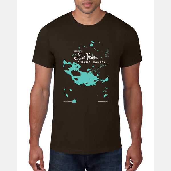 Lake Vernon Ontario, T-Shirt
