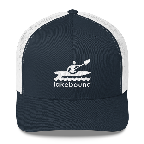 Lakebound Kayaking Trucker Hat