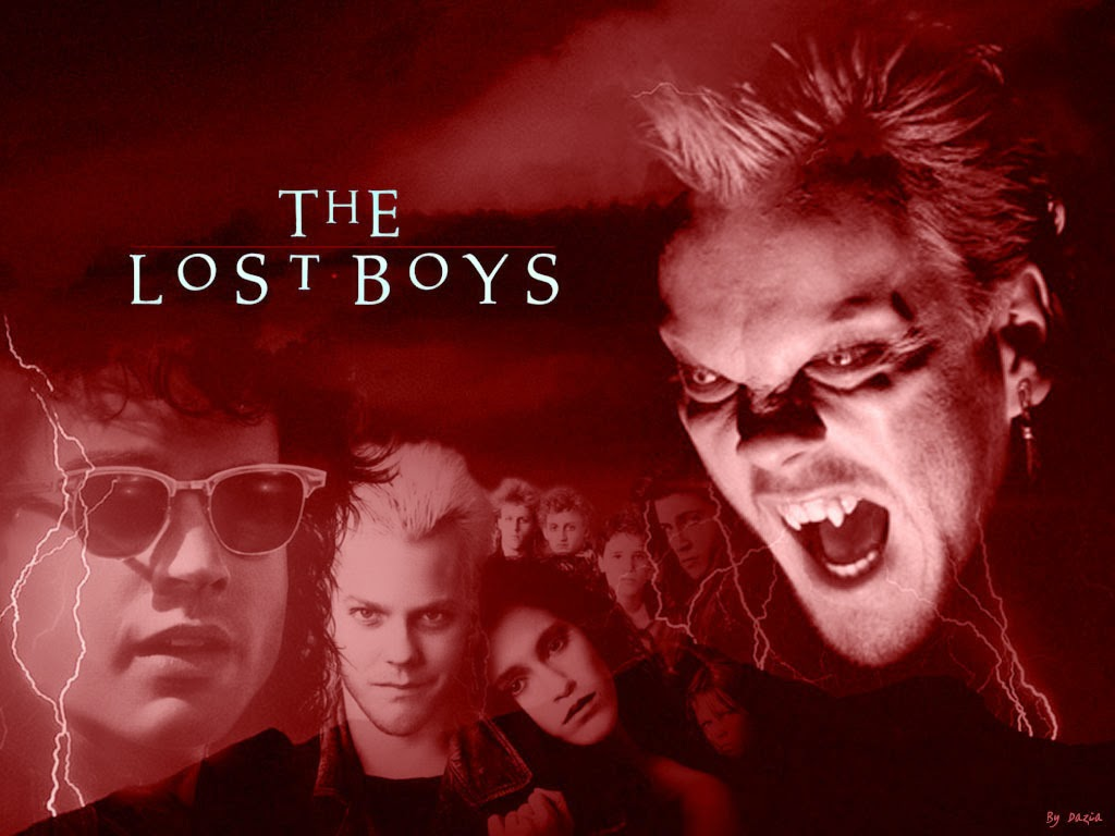FROG FILES- The Lost Boys