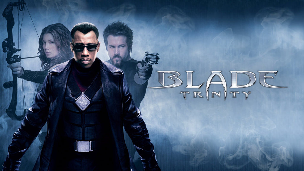 FROG FILES- Blade Trinity
