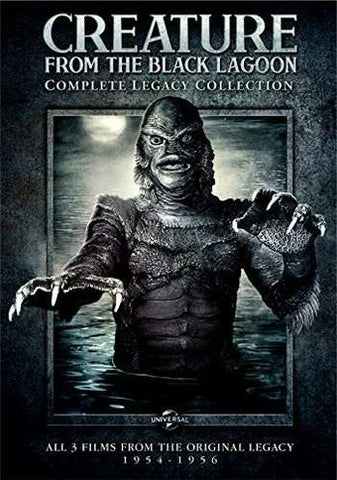 Creature From the Black Lagoon Complete Legacy Collection