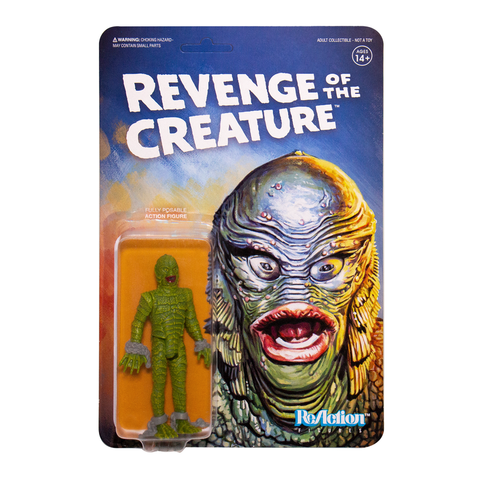 Revenge of the Creature Figure