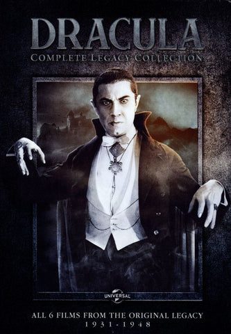 Dracula Complete Legacy Collection