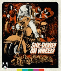 She-Devil on Wheels