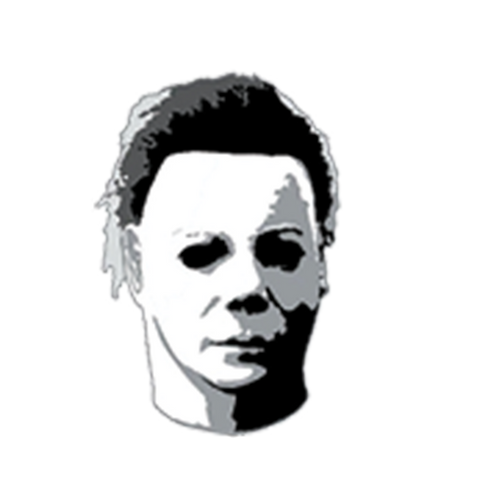 Michael Myers Mask Part 2 Enamel Pin