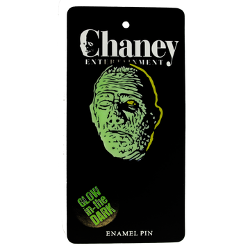 The Mummy Glow In The Dark Enamel Pin