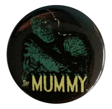 Blue Mummy Button
