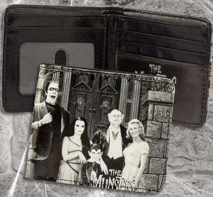 Munsters Family Portrait Wallet
