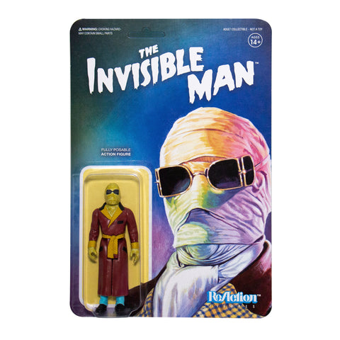 The Invisible Man Figure