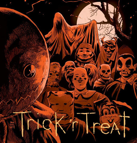 Trick 'r Treat Double LP