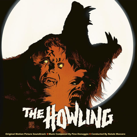 The Howling Vinyl Film Score