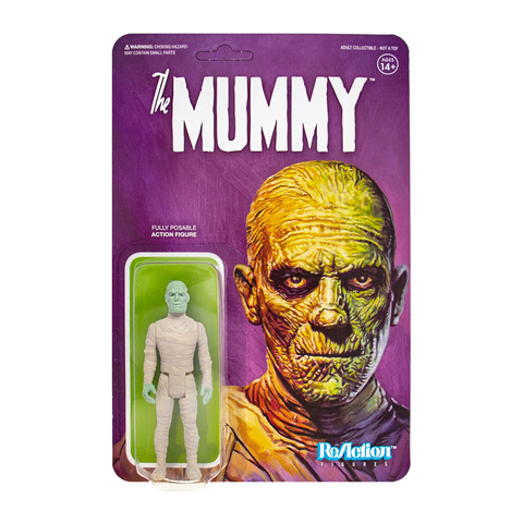 The Mummy Figure