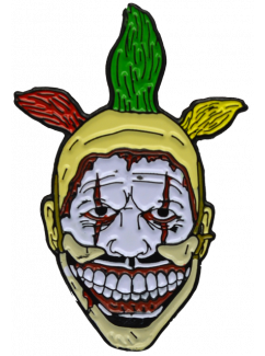 American Horror Story Freak Show Twisty The Clown Enamel Pin