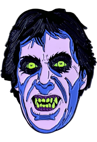 An American Werewolf in London David Enamel Pin