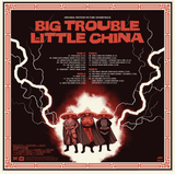 Big Trouble in Little China Original Motion Picture Soundtrack