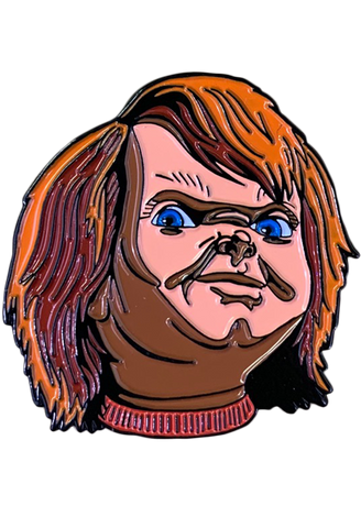 Child's Play 2 Chucky Enamel Pin