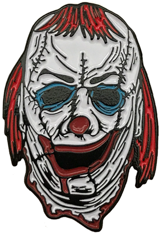 Clown Skinner Enamel Pin