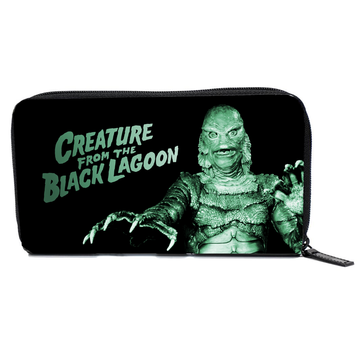 Creature From the Black Lagoon Zip Wallet