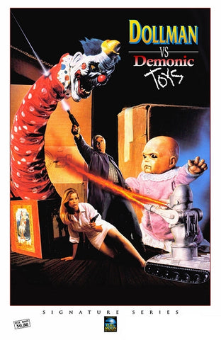 Dollman vs Demonic Toys Print