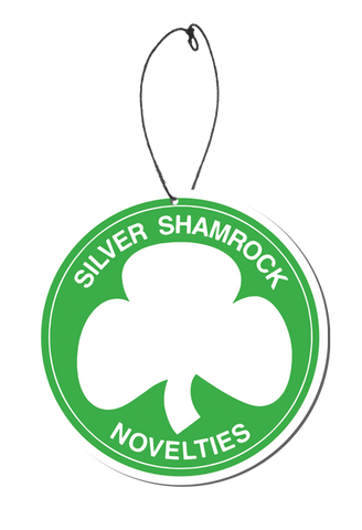 Silver Shamrock Power Chip Fear Freshener
