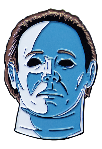 Halloween 4: The Return of Michael Myers Enamel Pin